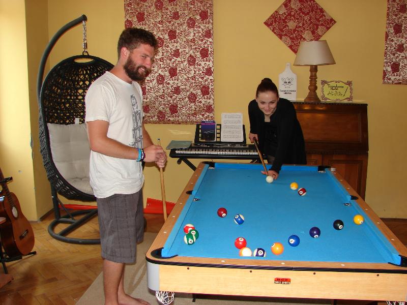 games-room-transylvania-hostel-cluj